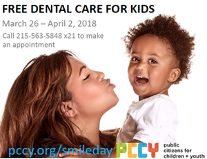 Know a Kid that needs Free Dental Care?
