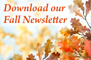 Fall Newsletter 2018