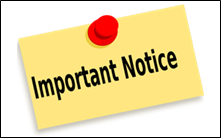 important notice about isd bond refinancing